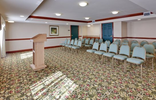 Conference room Comfort Inn & Suites Antioch