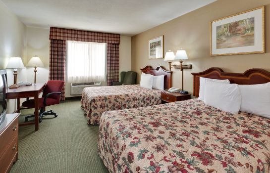 Zimmer Comfort Inn and Suites Antioch