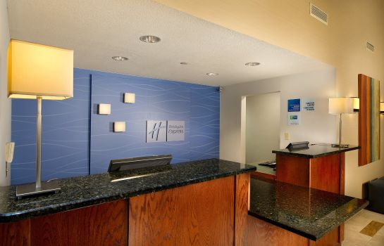 Hotelhalle Holiday Inn Express & Suites MANASSAS