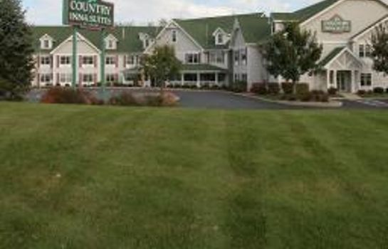 Vista esterna COUNTRY INN SUITES GERMANTOWN