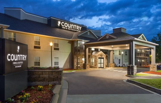 Exterior view COUNTRY INN BIRMINGHAM HOOVER