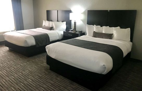 Zimmer Best Western Plus Jonesboro Inn & Suites