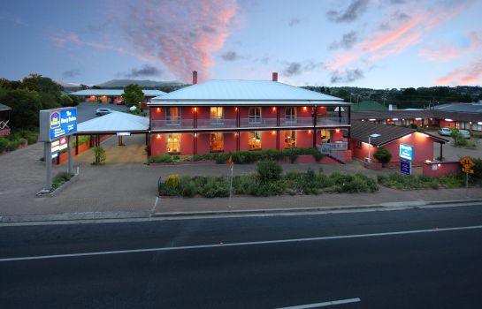 Vista exterior BEST WESTERN THE HENRY PARKES