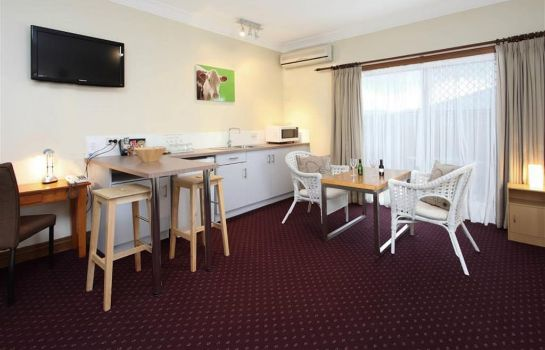 Suite BEST WESTERN THE HENRY PARKES
