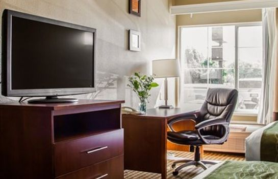Zimmer Comfort Inn & Suites Sacramento - University Area