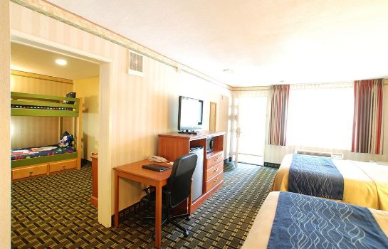 Suite Stanford Inn & Suites Anaheim