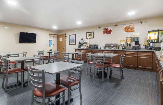 Restaurant Quality Inn and Suites Crescent City Red