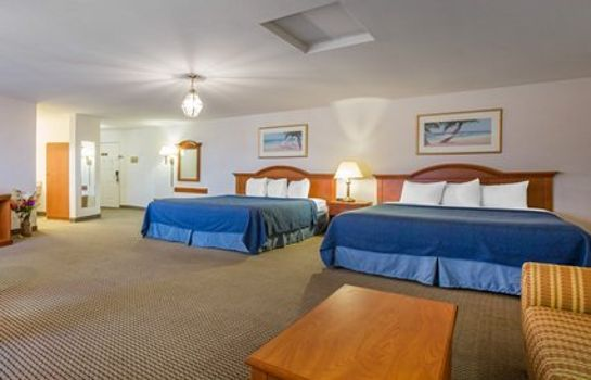 Suite Quality Inn & Suites Redwood Coast