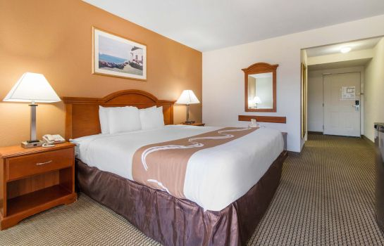 Zimmer Quality Inn & Suites Redwood Coast