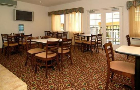 Restaurante Lamplighter Inn & Suites