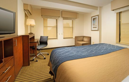 Zimmer Comfort Inn Downtown DC/Convention Center