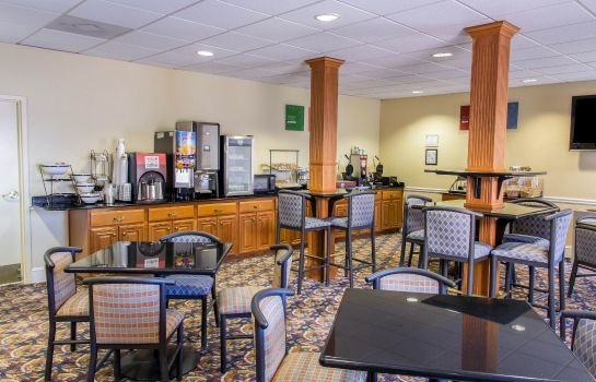 Restaurant COMFORT INN AND SUITES STATESBORO-UNIVER