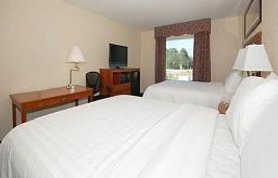 Suite COMFORT INN AND SUITES STATESBORO-UNIVER
