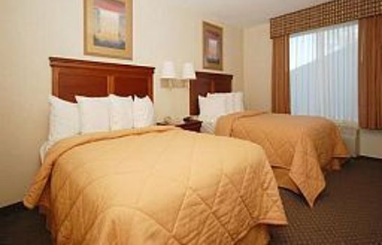 Zimmer COMFORT INN AND SUITES STATESBORO-UNIVER