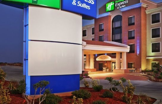 Außenansicht Holiday Inn Express ATLANTA WEST - THEME PARK AREA