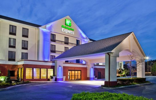Exterior view Holiday Inn Express ATLANTA WEST - THEME PARK AREA