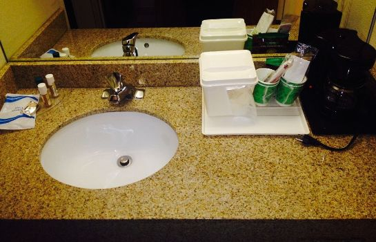 Bagno in camera Southland Inn & Suites