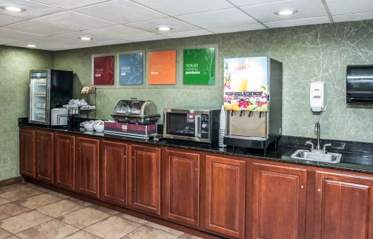 Restaurante Comfort Inn & Suites North at the Pyramids