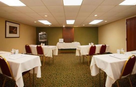 Sala de reuniones Comfort Inn & Suites North at the Pyramids