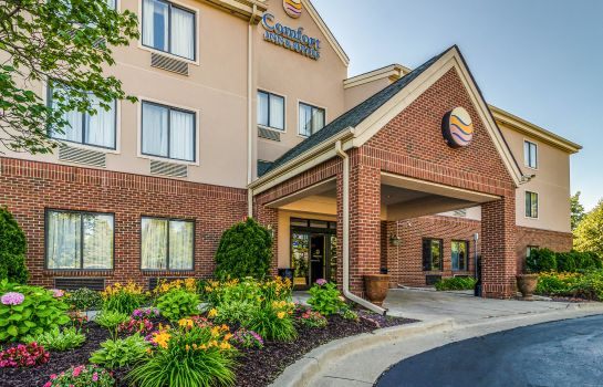 Exterior view Comfort Inn & Suites University South