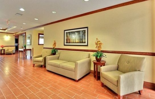 Hotelhalle Comfort Inn & Suites University South