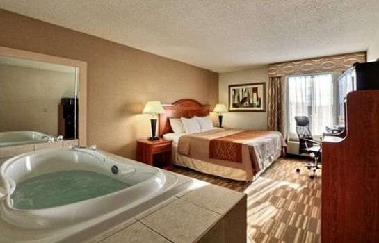 Suite Comfort Inn and Suites University South