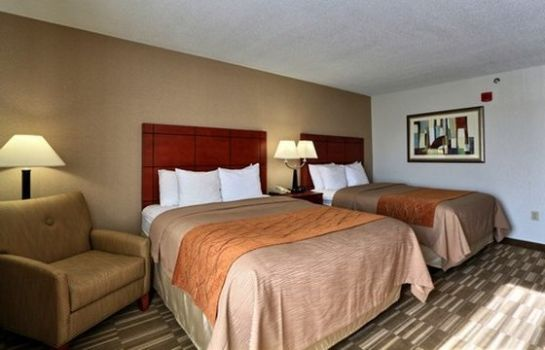 Zimmer Comfort Inn & Suites University South