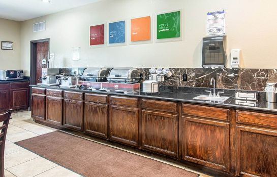 Restaurant Comfort Inn and Suites Kansas City Downt