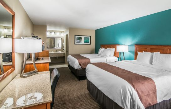 Zimmer Quality Inn and Suites Near White Sands