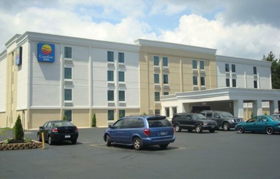 Vista esterna Quality Inn Easton-Bethlehem