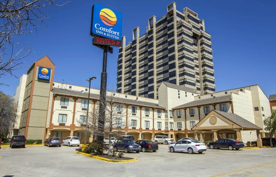 Außenansicht Comfort Inn and Suites Love Field-Dallas