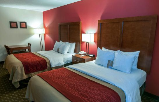 Chambre Quality Inn Easton