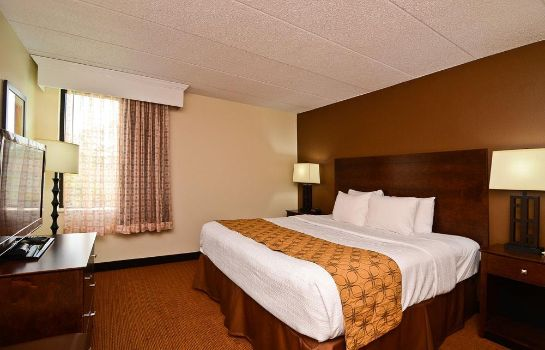Suite BEST WESTERN PLUS ARBOUR INN