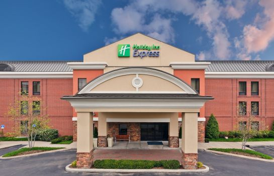 Exterior view Holiday Inn Express & Suites BRENTWOOD NORTH-NASHVILLE AREA