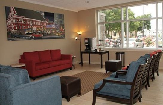 Hall Comfort Inn Downtown Nashville-Vanderbilt