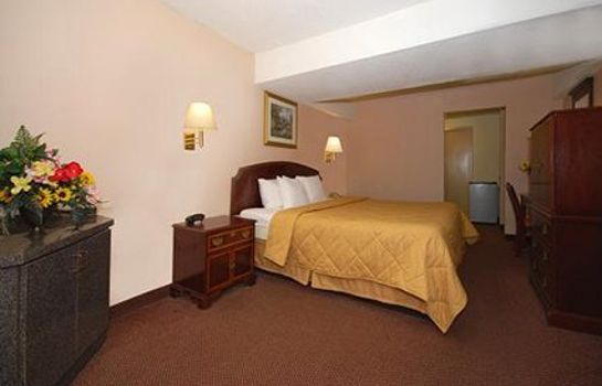 Suite Comfort Inn Downtown Nashville-Vanderbilt