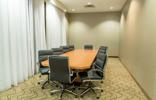 Conference room Comfort Inn DFW Airport North Comfort Inn DFW Airport North