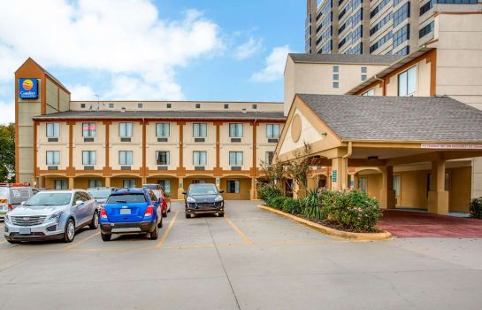 Außenansicht Comfort Inn & Suites Love Field-Dallas Market Center