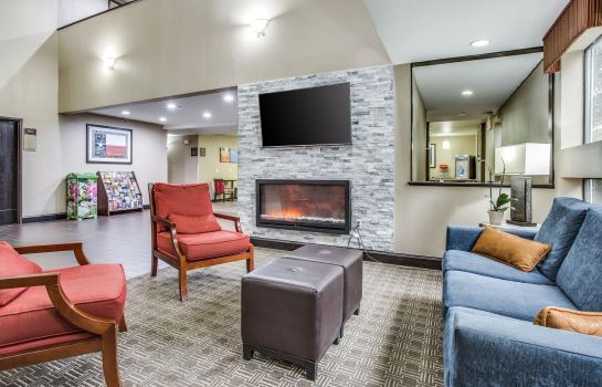 Hotelhalle Comfort Inn and Suites Love Field-Dallas