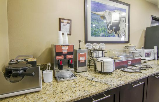 Restaurant Comfort Inn and Suites Love Field-Dallas