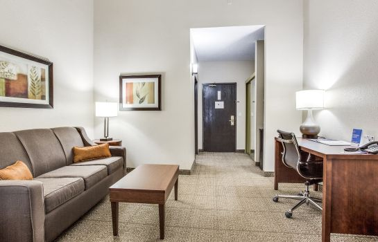Suite Comfort Inn & Suites Love Field-Dallas Market Center