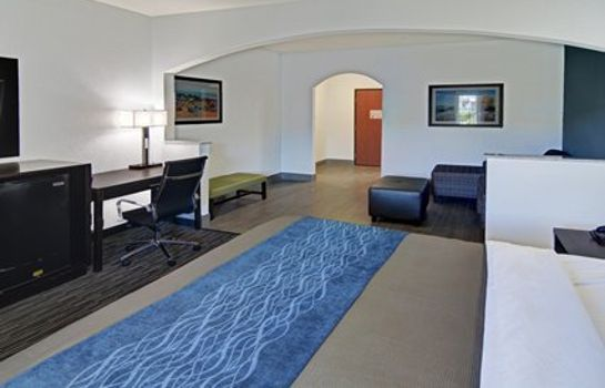 Suite Comfort Inn & Suites Beachfront