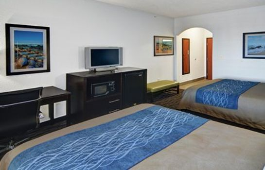 Zimmer Comfort Inn & Suites Beachfront
