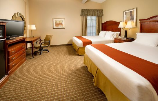Zimmer Holiday Inn Express SAN ANTONIO N-RIVERWALK AREA