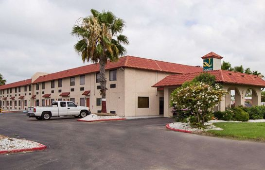 Außenansicht Quality Inn and Suites Del Rio