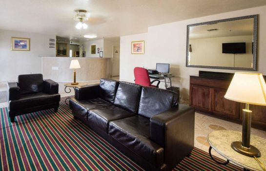 Hotelhalle Quality Inn and Suites Del Rio