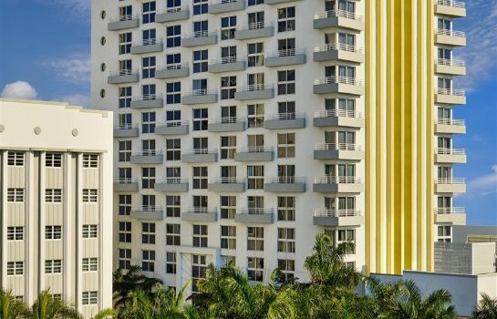 Vista esterna Royal Palm South Beach Miami a Tribute Portfolio Resort