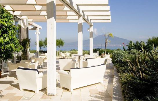 Bar de l'hôtel Towers Hotel Stabiae Sorrento Coast