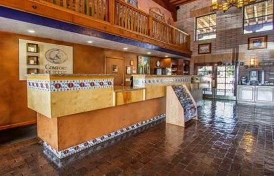 Hotelhalle Comfort Suites at Sabino Canyon