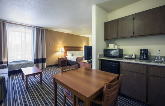 Suite Comfort Suites at Sabino Canyon